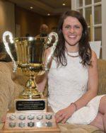 Congratulations, Meghan!