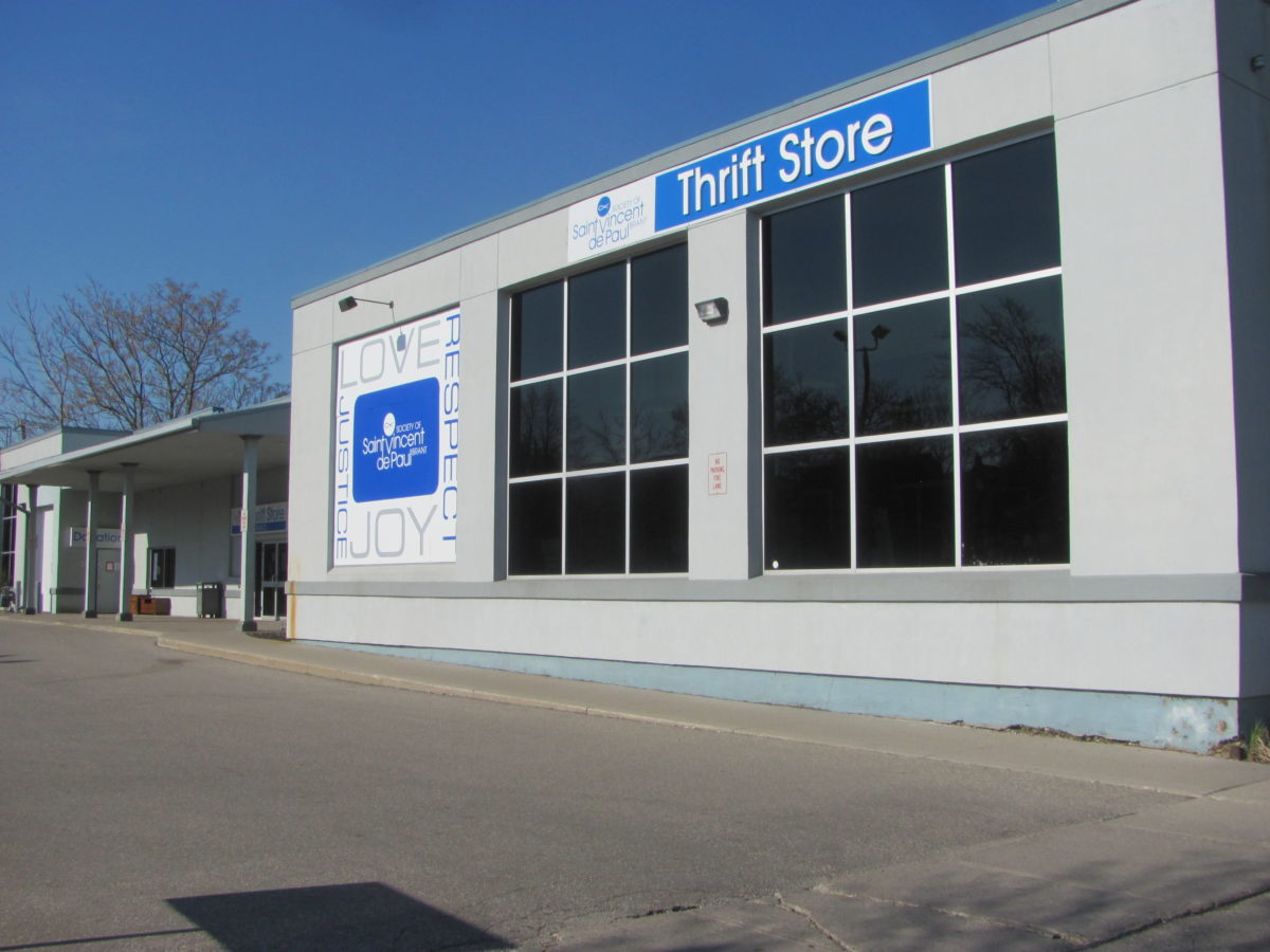 FINALLY – The opening of our new Thrift Store!